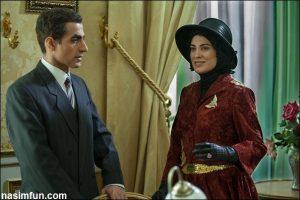گریم های فراتر از استانداردهای ایران درسریال معمای شاه !! + عکس
