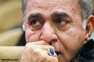 هدیه پرویز پرستویی به حرم مقدس قمر بنی هاشم !! +عکس