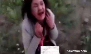 آزار واذیت جنسی دختر 18 ساله درباغ وانتشار فیلم تجاوز عاقبت دوستی با یک پسر !! + عکس