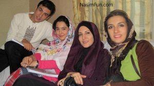 بیوگرافی فاطمه گودرزی + تصاویر دیده نشده از او و خانواده اش