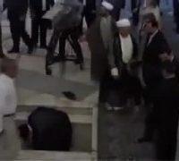 دانلود فیلم فرار هاشمی رفسنجانی از دست محمود احمدی نژاد