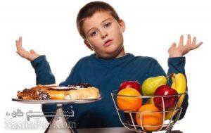 ساده ترین راه برای پیشگیری از چاقی در کودکان