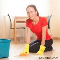 روش های تمیز کردن سرامیک و کاشی