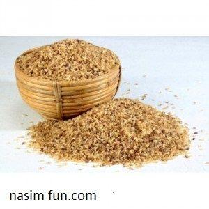 آشنایی با خواص برنج قهوه ای