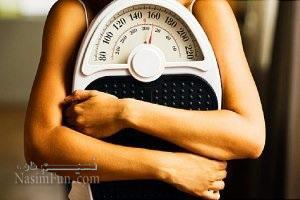 چه میزان کاهش وزن در ماه بی خطر است؟