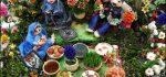 پیامک های جدید و طنز عید نوروز سال ۱۳۹۹