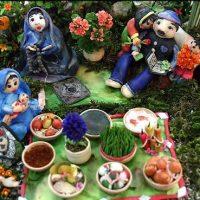 پیامک های جدید و طنز عید نوروز