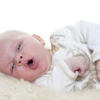 درمان خانگی کولیک در کودکان