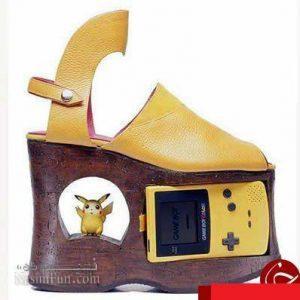 عجیب ترین مدل های کفش