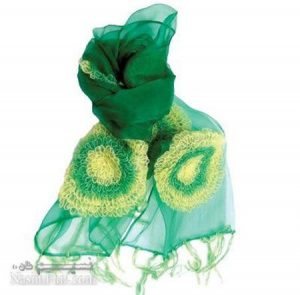 روسری به رنگ سال 96