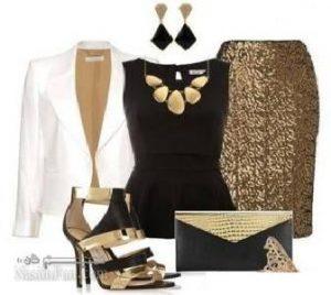 ست های زیبای لباس زنانه