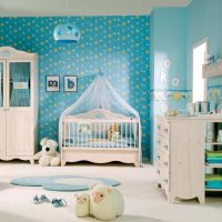 دکوراسیون اتاق نوزاد و اصول آن
