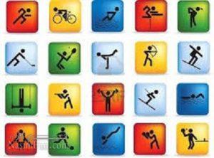 انواع رشته های ورزشی
