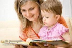 فواید کتاب خواندن برای کودکان