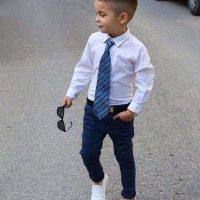 مدل های زیبا و جذاب لباس های پسربچه های مدلینگ برای نوروز ۹۶
