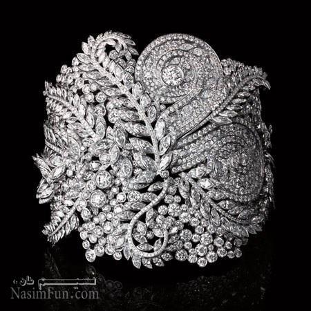 زیباترین و جدیدترین جواهرات برند TIFFANY & CO+ عکس