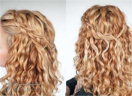 مدل های بسیار زیبای مو فر