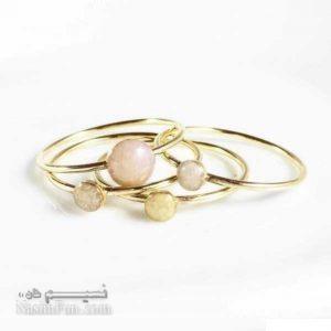 جواهرات نگین دار از شیر مادر