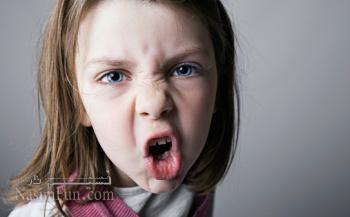 راهکار های درمان بد زبانی کودکان