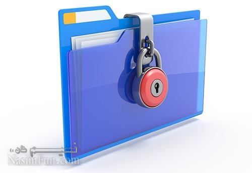 رمزنگاری فایل