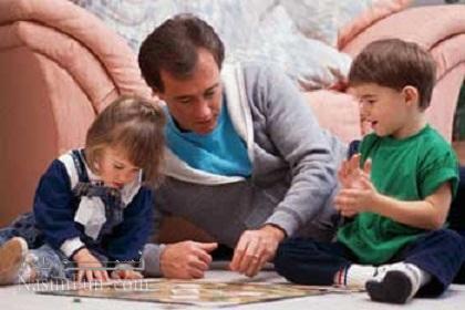 راه های سرگرم کردن کودکان بدون تماشای تلویزیون