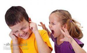 جمله هایی که کودک پرخاشگر را آرام میکند