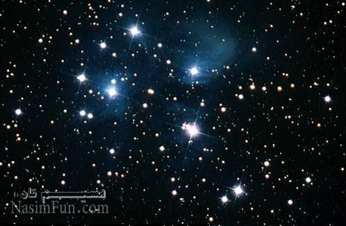 چگونگی تولد ستاره ها
