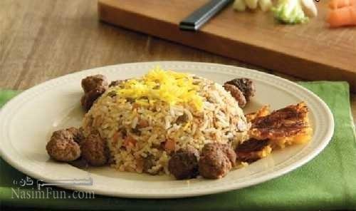 طرز تهیه کنگر پلو با هویج و عدس + خواص کنگر