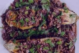 طرز تهیه خورشت گردو بادمجان مجلسی و اصیل سمنانی + خواص گردو