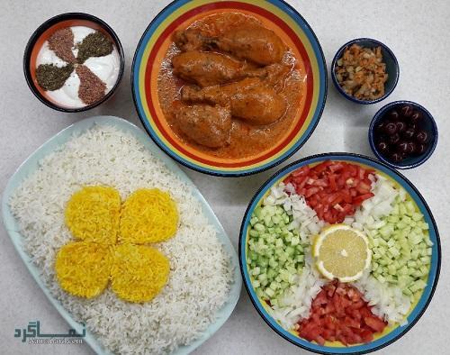 طرز تهیه خورشت کاری هندی