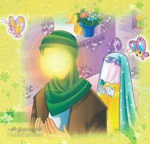 کودکی حضرت علی علیه سلام