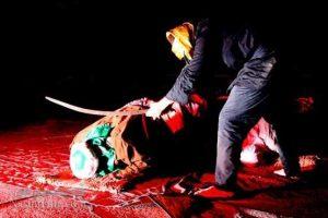 شهادت حضرت علی مسجد کوفه