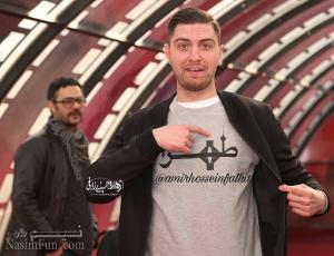 بیوگرافی امیرحسین فتحی + جدیدترین تصاویر اینستاگرام او