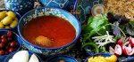 طرز تهیه آبگوشت زیره سنتی کرمان + فیلم آموزشی