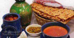 طرز تهیه آبگوشت زیره سنتی و اصیل کرمان + فیلم آموزشی