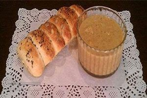 طرز تهیه آش بلغور شیر سنتی و اصیل نیشابوری + فیلم آموزشی