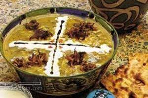 طرز تهیه آش بیبی سهشنبه سنتی اراک برای گرفتن حاجت + فیلم آموزشی