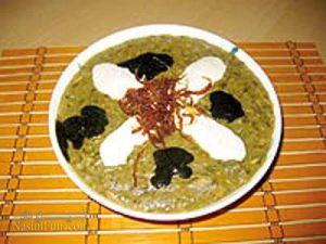طرز تهیه آش کشکبا (آش محلی استان اصفهان) برای فصل پاییز + فیلم آموزشی