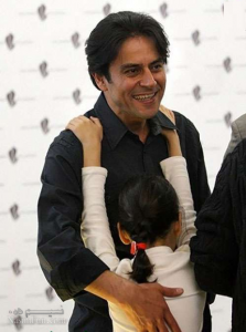 بیوگرافی رحیم نوروزی + تصاویر او و همسرش