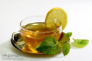 روش تهیه چای نعناع