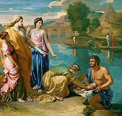 زندگینامه حضرت موسی (ع)