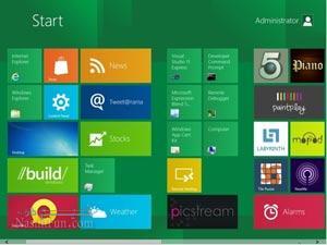 راهنمای نصب ویندوز ۸ روی تبلت ویندوز ۷