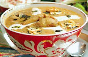 طرز تهیه آبگوشت کشک بادمجان سنتی و اصیل لرستان + فیلم آموزشی