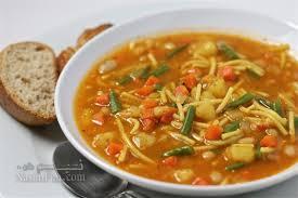 طرز تهیه سوپ جو قرمز مجلسی و مخصوص رستورانی + فیلم آموزشی
