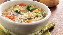 طرز تهیه سوپ ماهی سالمون مجلسی و رستورانی + فیلم آموزشی