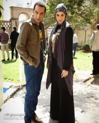 بیوگرافی ویشکا آسایش + تصاویر او و همسرش