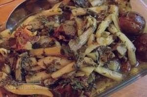 طرز تهیه خوراک کنگر مجلسی و خوشمزه به همراه خواص کنگر + فیلم آموزشی