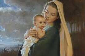 زندگینامه حضرت مریم