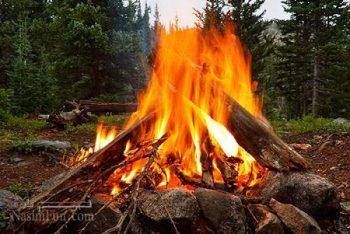 تعبیر خواب آتش افروختن و معنای دیدن آتش در خواب