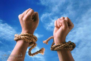 تعبیر خواب آزاد شدن و آزادی